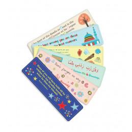 Set Of Six Bookmarks