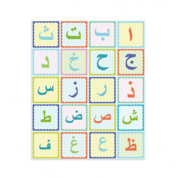 Arabic Alphabet And Numbers...