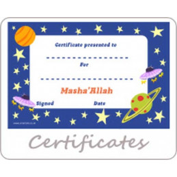 Downloable Certificate