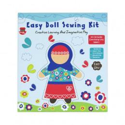 Easy sew doll kit